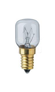 Лампа накаливания Navigator NI-T25-15-230-E14-CL для духовых шкафов