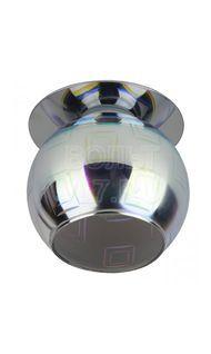 Светильник декор. 3D G9 серебро/мульти ЭРА DK88-2