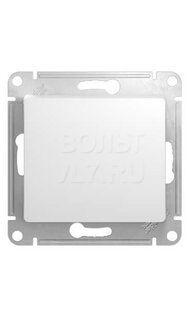 Переключатель 1кл. сх.6 белый Glossa Schneider GSL000161