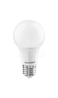 Лампа светодиодная A60 10Вт 2700К Е27 71649 ОНЛАЙТ OLL-A60-10-230-2.7K-E27