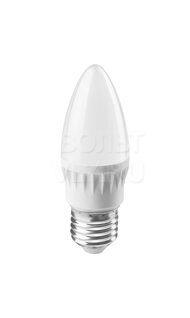 Лампа светодиодная 6Вт 2700К Е27 71630 ОНЛАЙТ OLL-C37-6-230-2.7K-E27-FR
