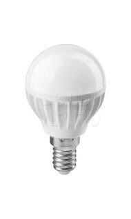 Лампа светодиодная шар 6Вт 4000К Е14 71644 ОНЛАЙТ OLL-G45-6-230-4K-E14