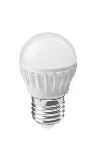 Лампа светодиодная шар 6Вт 4000К Е27 71646 ОНЛАЙТ OLL-G45-6-230-4K-E27