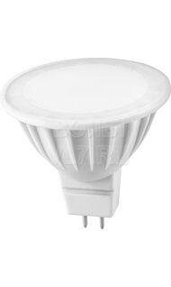 Лампа светодиодная 7Вт 3000К GU5.3 71640 ОНЛАЙТ OLL-MR16-7-230-3K-GU5.3