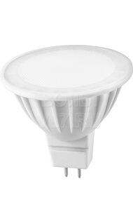 Лампа светодиодная 10Вт 4000К GU5.3 61890 ОНЛАЙТ OLL-MR16-10-230-4K-GU5.3