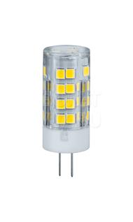 Лампа светодиодная 5Вт 230В 3000К G4 пластик прозрачная Navigator NLL-P-G4-5-230-3K