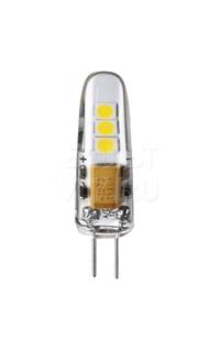 Лампа светодиодная 2,5Вт 3000К G4 силикон прозрачная Navigator NLL-S-G4-2.5-12-3K