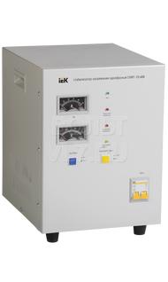 Стабилизатор СНИ1-10кВА однофазный ИЭК IVS10-1-10000