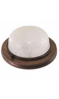 Светильник круг 100Вт венге НПБ1101 TDM SQ0303-0425