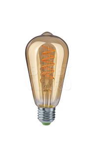 Лампа светодиодная СПИРАЛЬ 4Вт 2500K Е27 Navigator NLL-F-ST64-4-230-2.5K-E27-SPIRAL