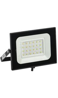 Прожектор СДО-06 30Вт черный IP65 6500K ИЭК LPDO601-30-65-K02