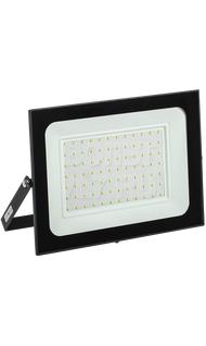 Прожектор СДО-06 100Вт черный IP65 6500K ИЭК LPDO601-100-65-K02