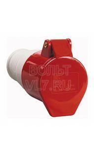 Розетка переносная ССИ-224 32А 3Р+РЕ IP44 MAGNUM ИЭК PSN22-032-4