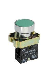 Кнопка зеленая без подсветки LAY5-BA31 ИЭК BBT60-BA-K06