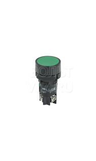 Кнопка SВ-7 Пуск зеленая 1з+1р d22мм/240В ИЭК BBT40-SB7-K06