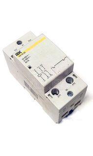 Контактор модульный КМ40-20 AC ИЭК MKK10-40-20