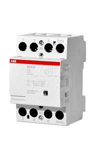 Контактор модульный ESB-40-40 220В АС/DC ABB GHE3491102R0006