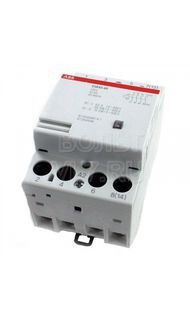 Контактор модульный ESB-63-40 220В АС/DC ABB GHE3691102R0006