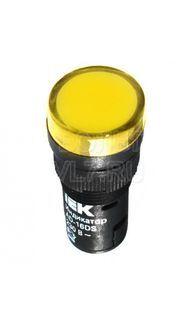 Лампа сигнальная желтая AD-16DS ИЭК BLS10-ADDS-230-K05-16