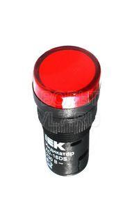 Лампа сигнальная красная AD-16DS ИЭК BLS10-ADDS-230-K04-16