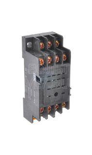 Разъем модульный РРМ78/4(PYF14A) для РЭК78/4(MY4) ИЭК RRP20D-RRM-4
