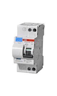 Диф.автомат 2P C40A 30мА тип АС DS941 ABB 16020452