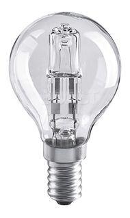 Лампа галогенная E14 матовый шар 28Вт (аналог 40Вт) UNIEL HCL-28/FR/E14_globe