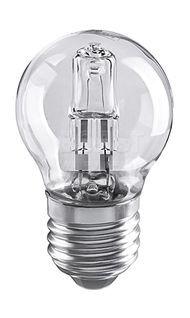 Лампа галогенная E27 прозраный шар 70Вт (аналог 100Вт) UNIEL HCL-70/CL/E27