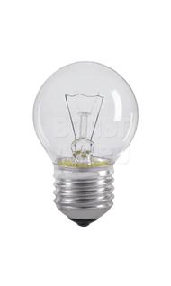 Лампа галогенная E27 прозрачный шар 28Вт (аналог 40Вт) UNIEL HCL-28/CL/E27