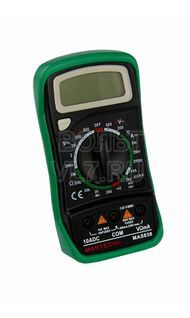 Мультиметр портативный Mastech MAS838
