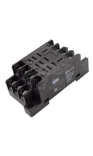 Разъем модульный РРМ77/3(PTF11A) для РЭК77/3(LY3) ИЭК RRP10D-RRM-3