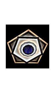 Светильник потолочный Reluce 03520-9.2-72W*2RGB LED