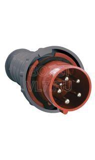 Вилка кабельная ССИ-035 63А 380В IP54 ИЭК PSR02-063-5