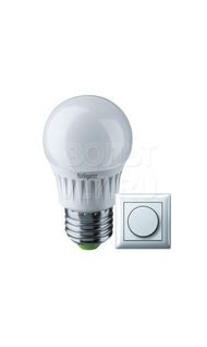Лампа светодиодная E27 12Вт 3 режима Navigator