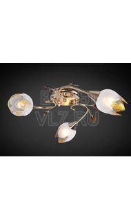 Люстра Универсал E14 220В MW-LIGHT 1-1062-3-FG
