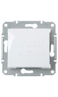 Переключатель 1кл. белый Sedna Schneider SDN0400121