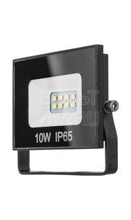 Прожектор 10Вт 6000К IP65 OFL-10-6K-BL-IP65-LED ОНЛАЙТ 71688
