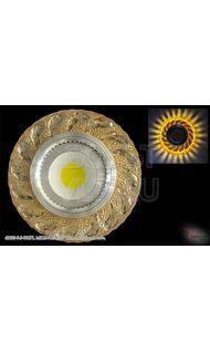Светильник точечный Reluce 42203-9.0-001PL MR16+LED3W TEA