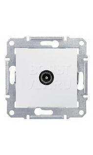 Розетка ТВ проходная 4dB белый Sedna Schneider SDN3201821