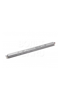 Блок питания 60Вт 12В Super Slim  алюм. LBPSS-60-12