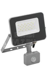 Прожектор СДО-07 20Вт серый с ДД IP44 6500K ИЭК LPDO702-20-K03