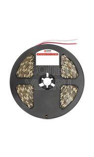 Светодиодная лента желтая 7.2 Вт/м 12 В IP65 EKF fls-eco-5050-30-65-5m-y