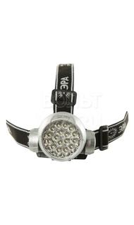 Фонарь светодиодный налобный 17 LED Эра G17