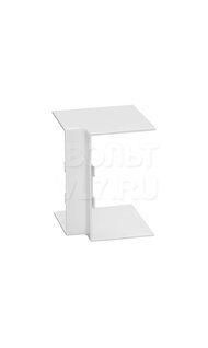 Угол внутренний вертикальный КМB 15х10 белый ИЭК CKMP10D-V-015-010-K01