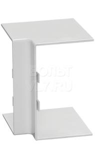 Угол внутренний вертикальный КМB 12х12 белый ИЭК CKMP10D-V-012-012-K01-R